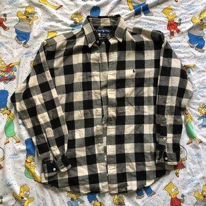 Polo Ralph Lauren flannel